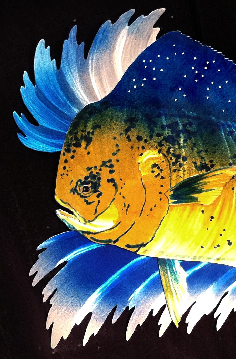 Ocean Fish Selection