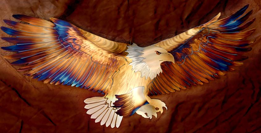 Simple Eagle