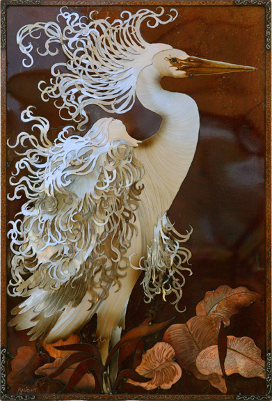 * Egret Page (click for different versions)