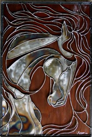 Horse stylized  (click to see more)
