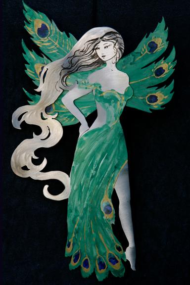 Peacock fairy 1