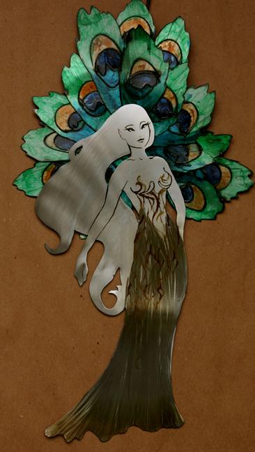 Peacock Fairy Queen