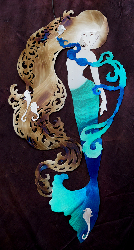 Seahorse Princess