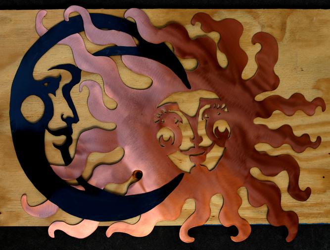Sun & Moon romance a
