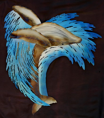 Whale Wave   40